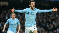 Manchester City vs. Tottenham: Silva puso el 2-2 para los 'citizens' | VIDEO