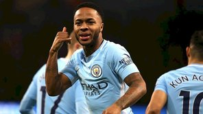 Manchester City vs. Tottenham: Sterling anota el 3-2 | VIDEO