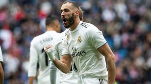 Real Madrid goleó 3-0 al Athletic Bilbao con triplete de Benzema
