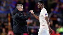 Manchester United: Solskjaer cree que Paul Pogba no va al Real Madrid