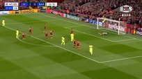 Liverpool vs. Barcelona: Remate de Messi estuvo a centímetros de ser un golazo | VIDEO