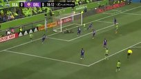 Revive el golazo que marcó Raúl Ruidíaz con Seattle Sounders en la MLS ante Orlando City | VIDEO