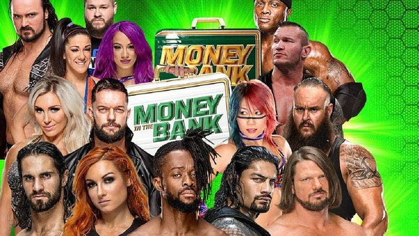Las luchas por el maletín de Money In The Bank serán intensas. (Foto: WWE)