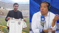 Universitario | Fox Sports: Alan Diez revela por qué Nicolás Córdova sigue como DT merengue | VIDEO