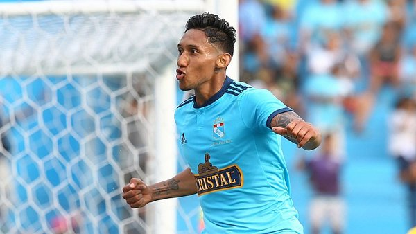 Sporting Cristal: Christofer Gonzales anotó golazo de 'chalaca' ante Melgar | VIDEO