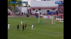Universitario vs. Ayacucho: José Carvallo salva a los cremas atajando un penal | VIDEO