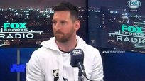 ​Lionel Messi en Fox Sports Radio: 'Quiero retirarme ganando algo con Argentina' | VIDEO