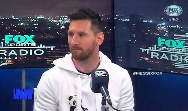 Image result for fox leo messi