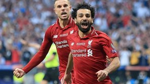 Liverpool vs. Tottenham: Salah adelantó a los 'Reds' en Madrid | VIDEO