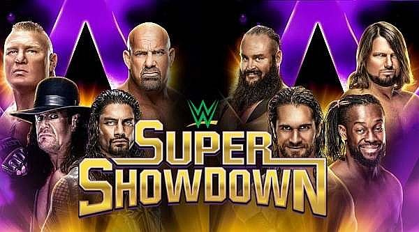 WWE Super ShowDown EN VIVO: cartelera, horarios del evento en Arabia Saudita. (Foto: WWE)