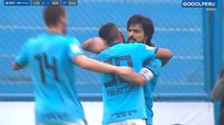 Sporting Cristal vs. Binacional: Christian Palacios anotó golazo tras asistencia de Cazulo | VIDEO