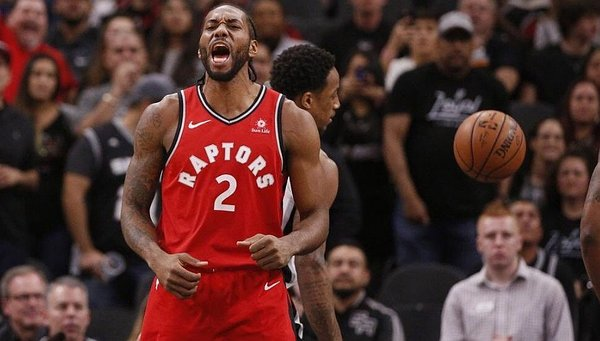 ​Toronto Raptors vence a Golden State Warriors y hace historia campeonado en la NBA | VIDEO / Foto: twitter