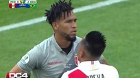 Perú vs. Brasil: Christian Cueva consuela a Pedro Gallese por su 'blooper' | VIDEO