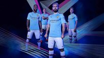 Manchester City presentó su nueva camiseta para la temporada 2019-20 de Premier League | FOTOS y VIDEO