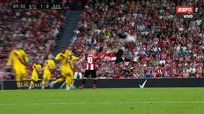 Barcelona vs. Athletic Club: Aduriz marcó descomunal golazo de tijera para arruinarle el debut a los culés | VIDEO