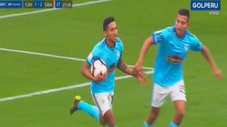 Sporting Cristal vs. Sport Boys | Christofer Gonzales peleó una pelota para poner el 2-2 | VIDEO