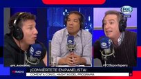 Fox Sports En Vivo: Flavio Maestri comparó permiso de Paolo Guerrero con el de Eddie Fleischmann en Fox Sports | VIDEO