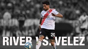 [VER Fox Sports 2 y TNT Sports] River Plate vs. Vélez EN VIVO desde el Monumental por la Superliga Argentina