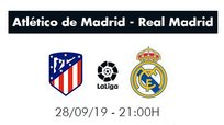 Atlético de Madrid vs. Real Madrid: alineaciones confirmadas para el derbi de la capital | FOTOS