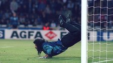 ​René Higuita rememora su 'Escorpión' 23 años después [VIDEO]