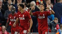Roberto Firmino anota el 3-1 y sentencia la llave en Champions League | VIDEO